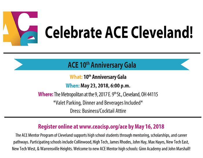 ACE Gala (May 23)