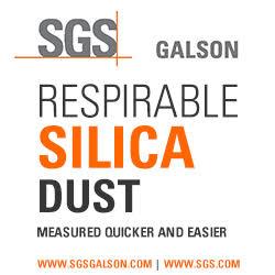 SGS Galson Repirable Silica Dust