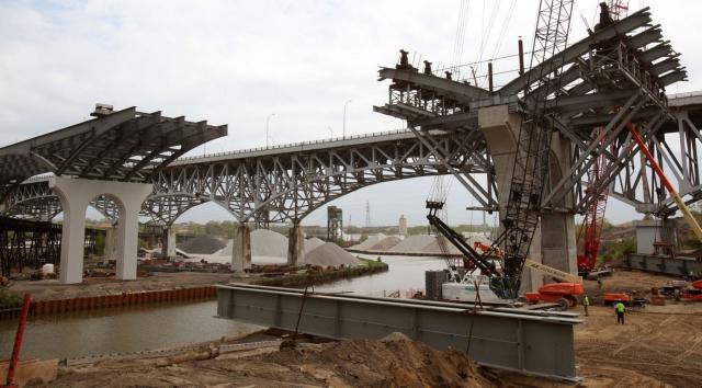 Cleveland  Inner Belt Bridge